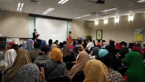 ダイエットセミナー in INDONESIA