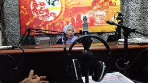 VIS FM Indonesia メディアデビューさせて頂きました♫