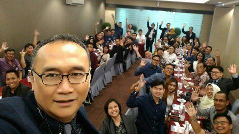 ただいま~♬ ダイエットセミナー in Indonesia