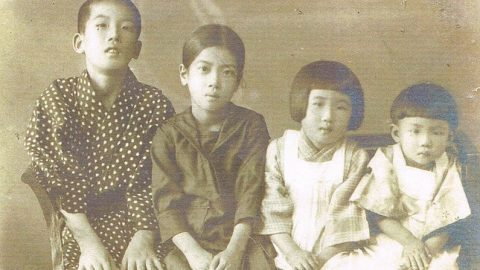 100年前のおばあちゃんの写真✨