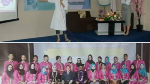 ダイエットセミナー in Inonesia   Jakarta Bandung